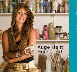 Homepage für die Künstlerin Tatjana Kraus